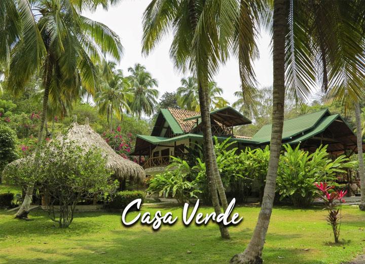 Hotel Finca La Jorara Casa Verde Sierra Nevada de Santa Marta cerca a Palomino