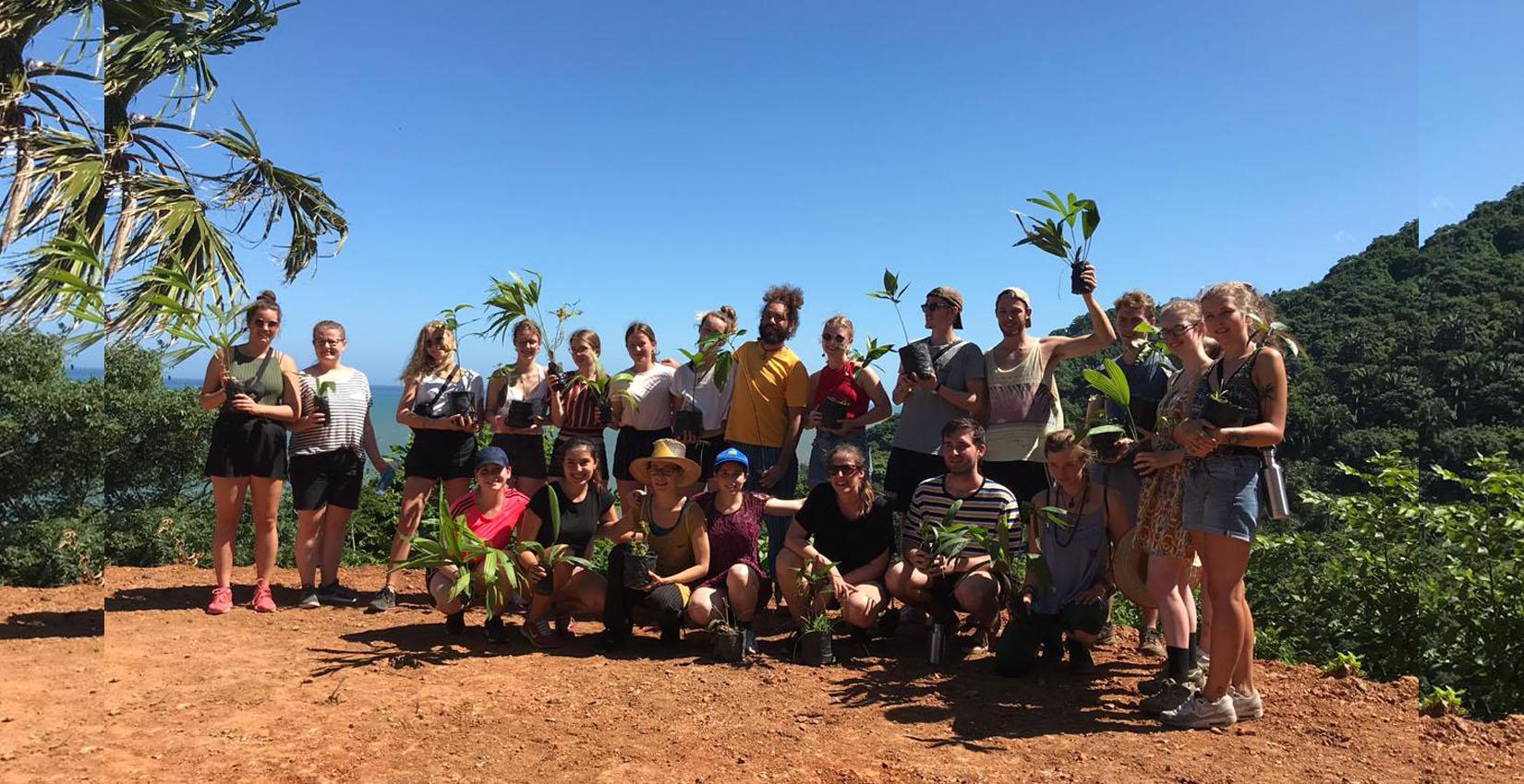 Tour educativo ecologico cultural en la sierra nevada de Santa Marta