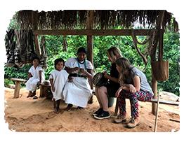 Educacion en la Sierra Nevada de Santa Marta